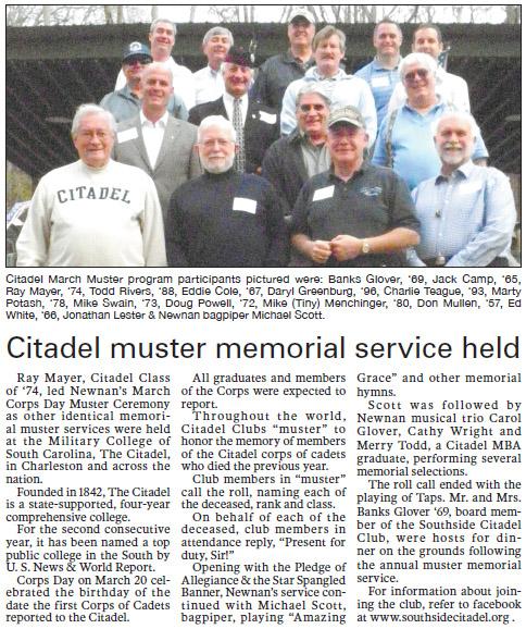 Southside Atlanta Citadel Club
